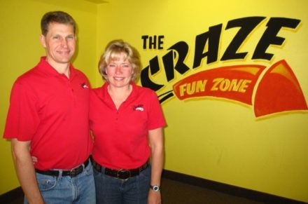 small business craze fun zone