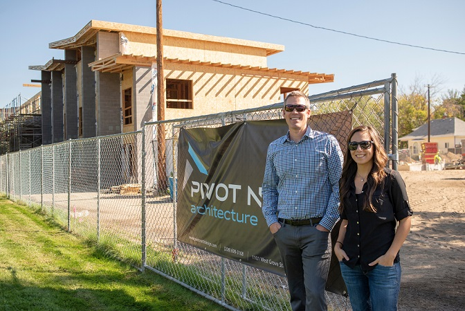 Pivot architecture owners