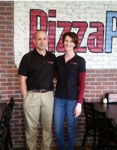 owners of pizza company
