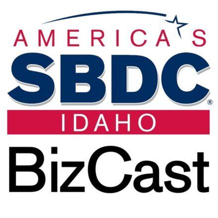 SBDC Bizcast logo
