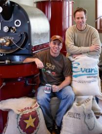 Evans Brothers - coffee